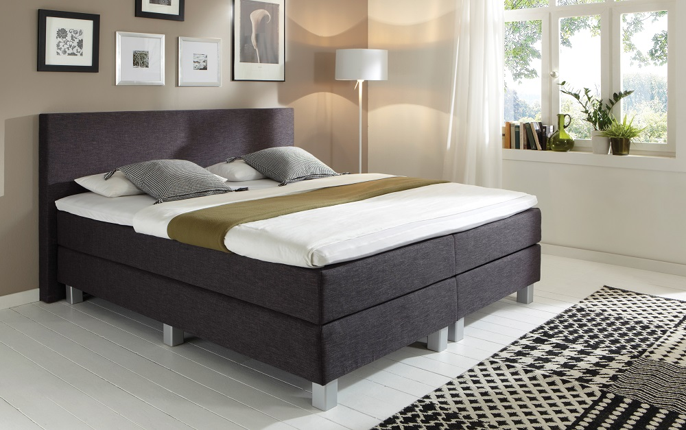 tweepersoons boxspring goedkope boxsprings matrassen. Black Bedroom Furniture Sets. Home Design Ideas