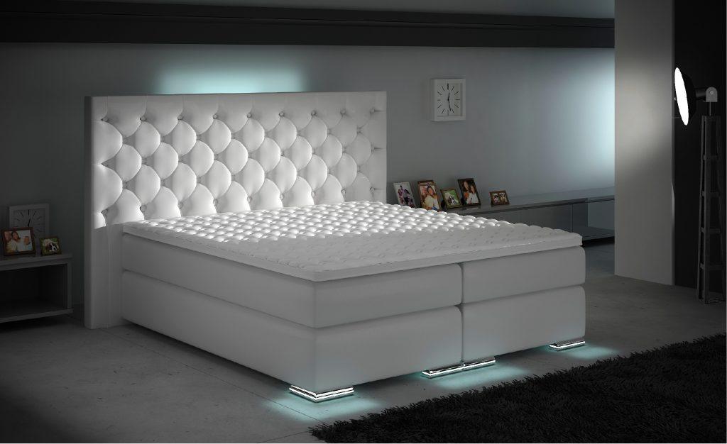 Boxspring slaapkamer bedden NU €898,-