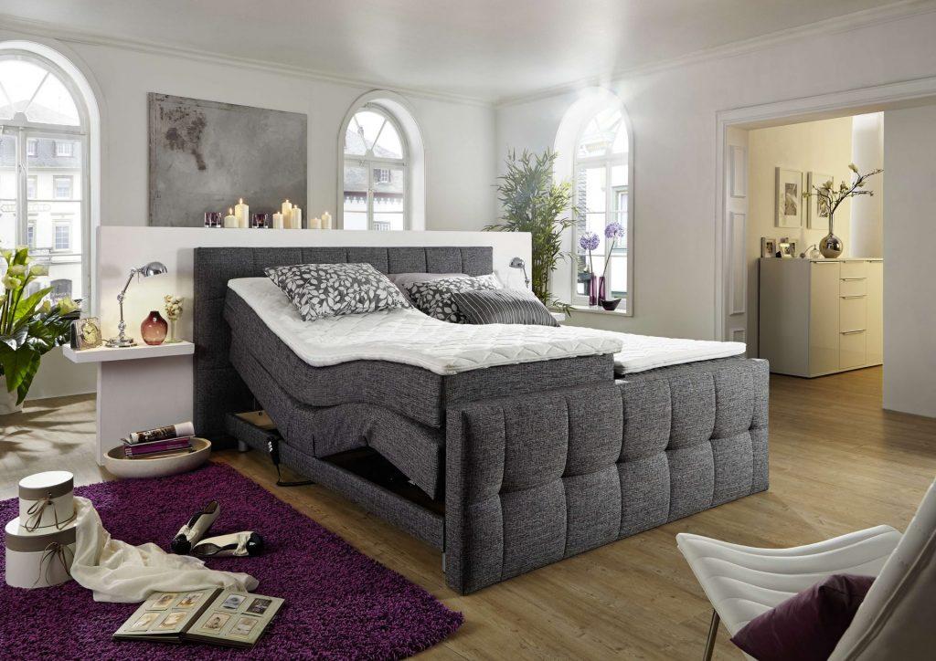 Slaapkamer boxspring Bedmen elektrisch NU €1.750,-