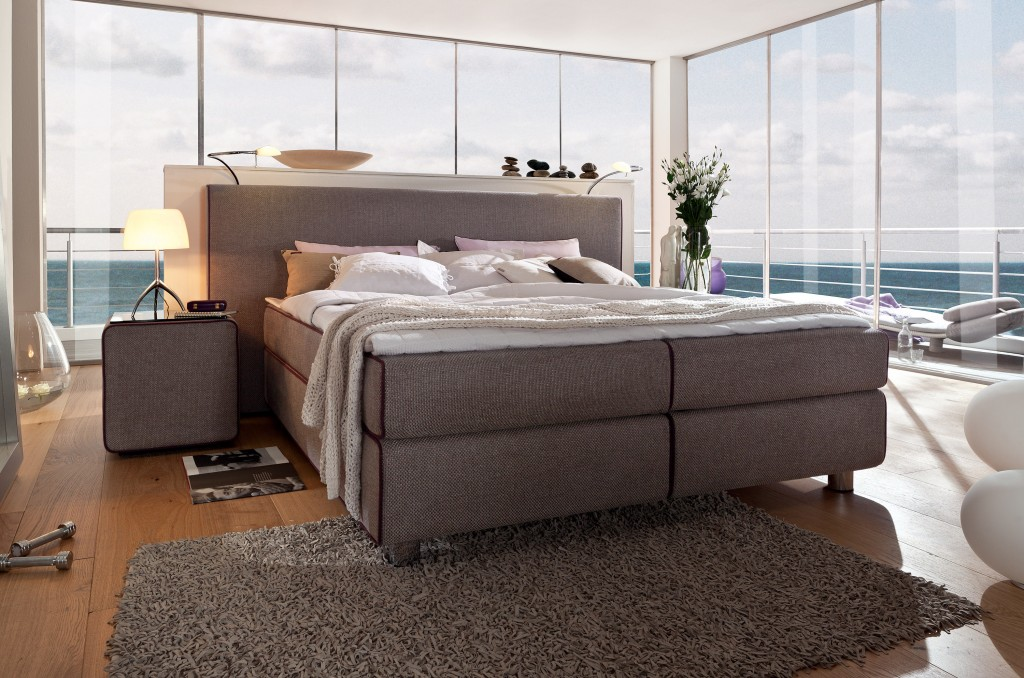 2 persoons boxspring NU €998,-